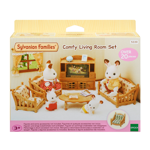 Picture of Sylvanian Families Comfy Living Room Set