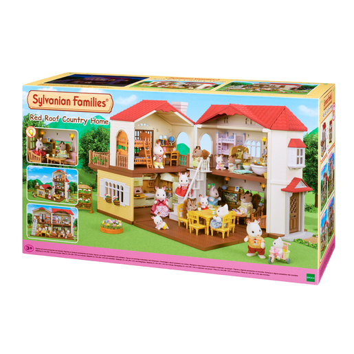 Picture of Sylvanian Families Red Roof Country Home