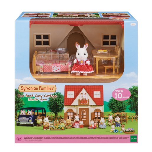 Picture of Sylvanian Families Red Roof Cosy Cottage Starter Home
