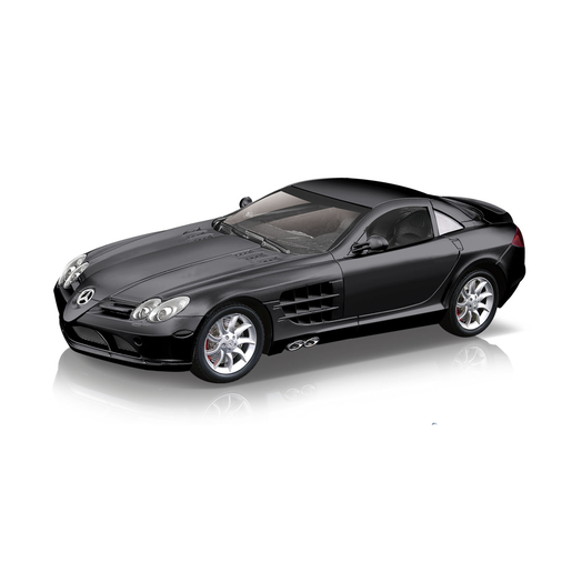 Picture of Mercedes Benz SLR 1:24 Scale  Friction Car - Black