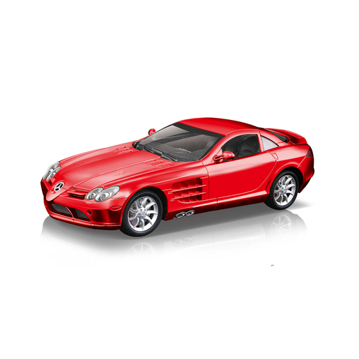 Picture of Mercedes Benz SLR 1:24 Scale  Friction Car - Red