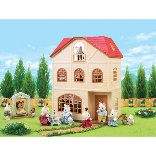 Picture of Sylvanian Families 3 Story House