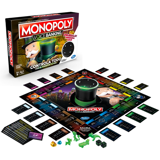 Picture of Monopoly Voice Banking