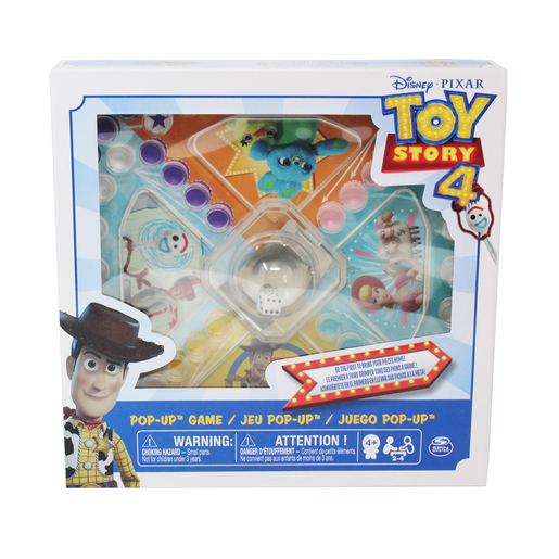 Picture of Disney Pixar Toy Story 4 Pop-Up Game