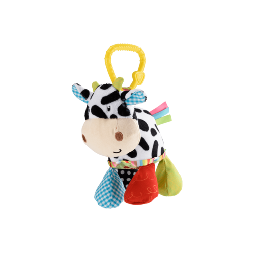 Picture of Blossom Farm Cory Cow Hanging Toy