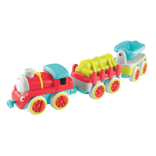 Picture of Whizz World Magnetic Train Trio Set