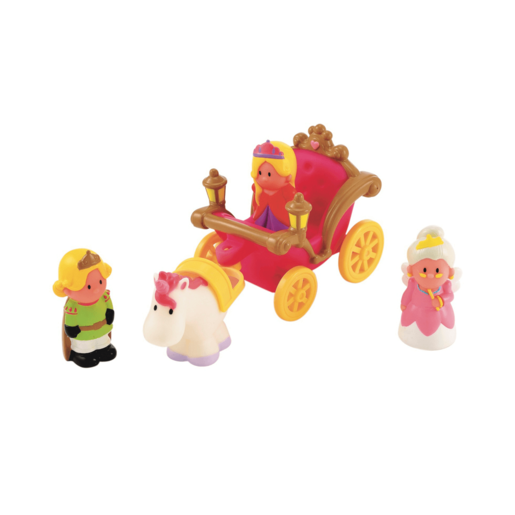 Picture of Happyland Enchanted Carriage Set