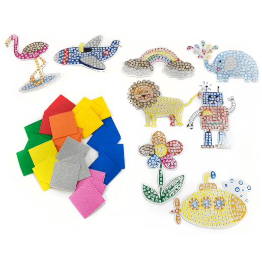 Picture of Early Learning Centre Sparkle Mosaics Kit