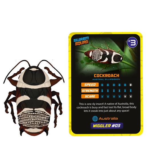 Picture of Swarm Squad Hyper-Real Bug Action - Wiggler