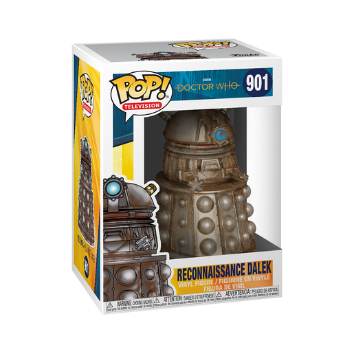 Picture of Funko Pop! Television: Dr Who - Reconnaissance Dalek