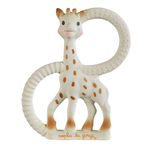 Picture of Sophie La Girafe - Giraffe So Pure Teething Ring