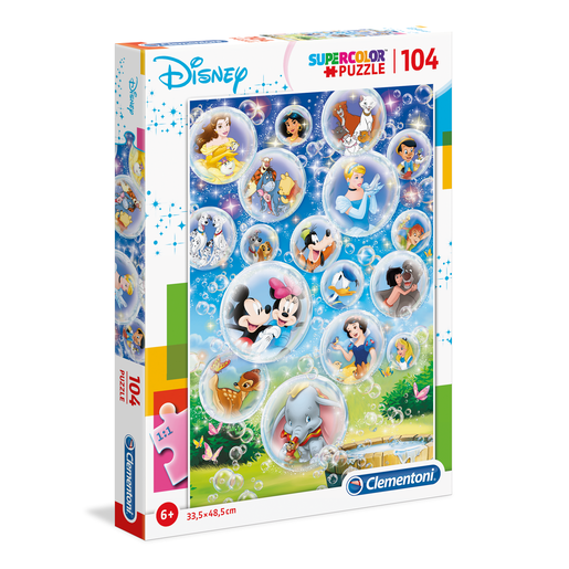 Picture of Clementoni - Disney Classic Puzzle