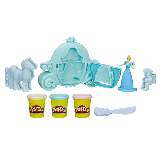 Picture of Play-Doh Disney Princess Royal Carriage Playset