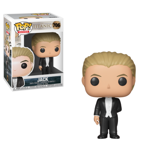 Picture of Funko Pop! Movies: Titanic - Jack