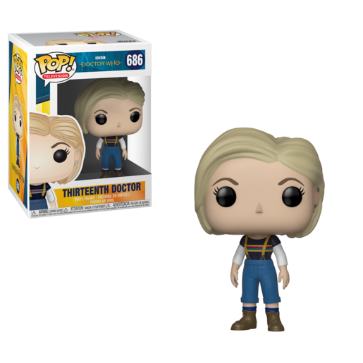 Picture of Funko Pop! Television: Dr Who - Thirteenth Doctor