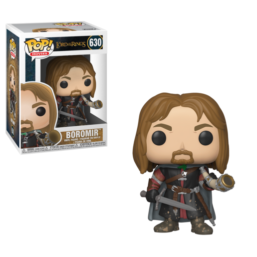 Picture of Funko Pop! Movies: Lord Of The Rings - Boromir