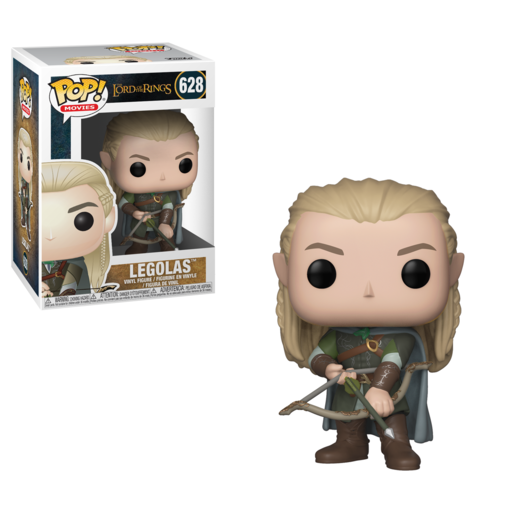 Picture of Funko Pop! Movies: Lord Of The Rings Hobbit Legolas