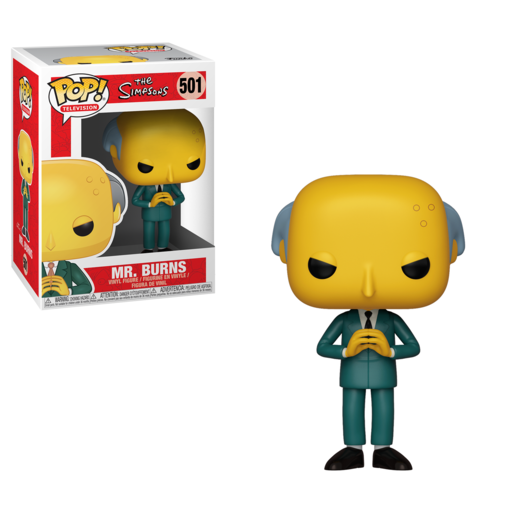 Picture of Funko Pop! Television: Simpsons - Mr Burns
