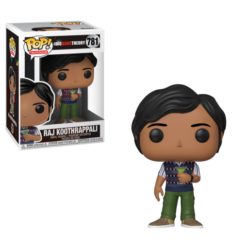 Picture of Funko Pop! Television: The Big Bang Theory - Raj