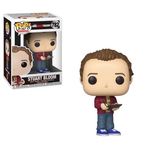 Picture of Funko Pop! Television: The Big Bang Theory - Stuart
