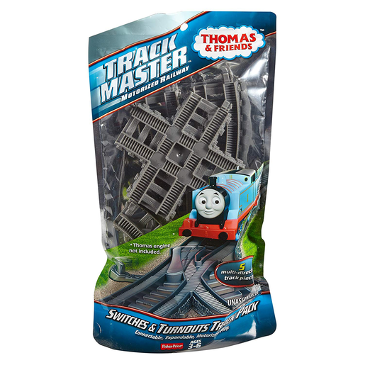 Picture of Thomas and Friends Trackmaster - Switches and Turnouts
