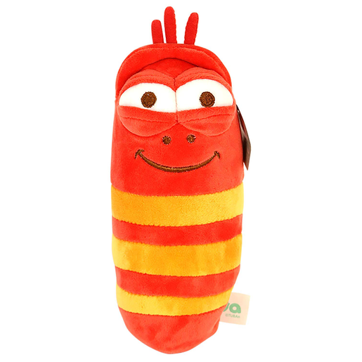 Picture of Larva 30cm Plush Toy - Red