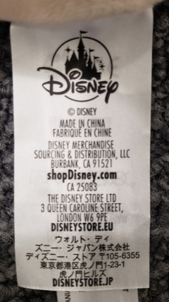 Recalled Toy Story 4 Forky Plush Sewn in Label
