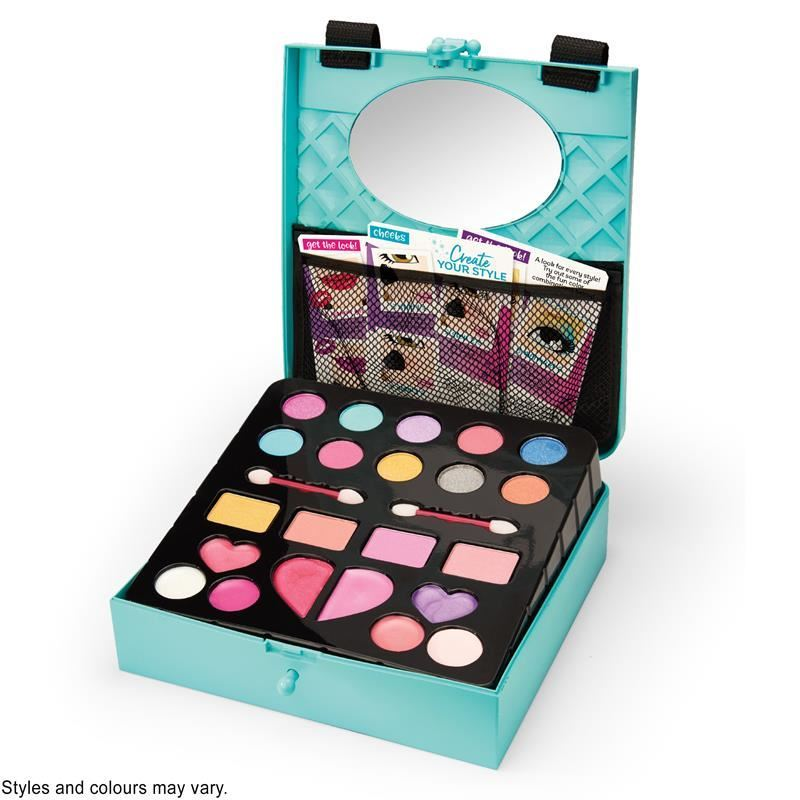Picture of Cra-Z-Art Shimmer 'n Sparkle All In One Beauty Make-Up Tote