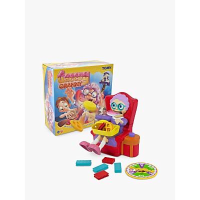 Picture of TOMY Greedy Granny Game