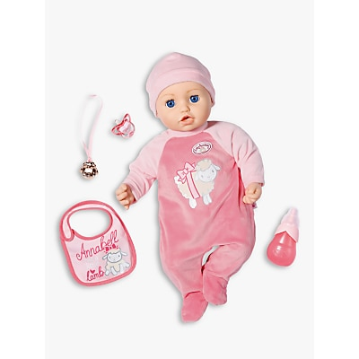 Picture of Zapf Baby Annabell Doll