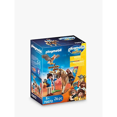 Picture of Playmobil The Movie 70072 Marla With Horse