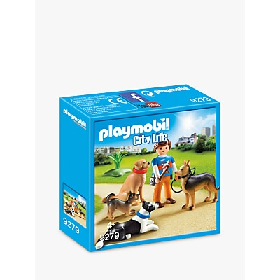 Picture of Playmobil City Life 9279 Dog Trainer