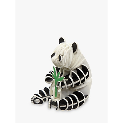 Picture of Jigzle Mini Paper Panda Puzzle Kit