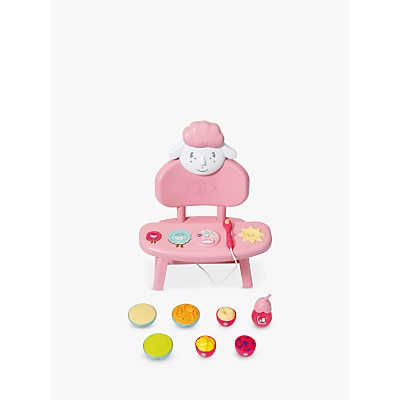 Picture of Zapf Baby Annabell Lunch Time Table Set