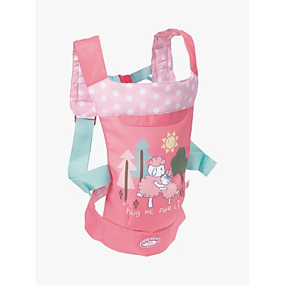 Picture of Zapf Baby Annabell Travel Carrier