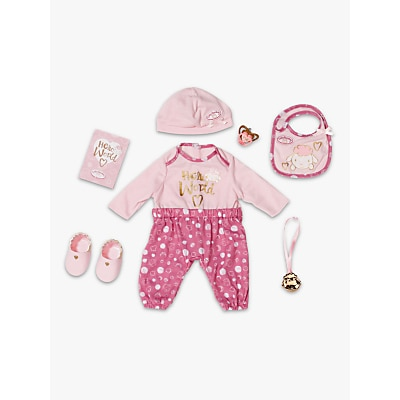 Picture of Zapf Baby Annabell Deluxe Starter Set