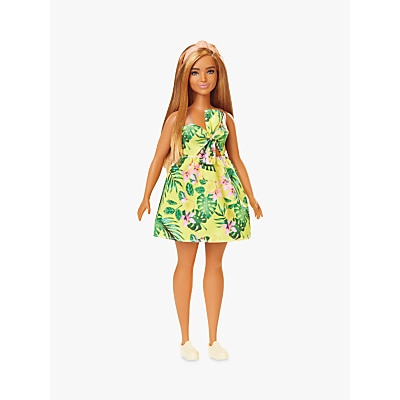 Picture of Barbie Fashionistas Curvy Doll