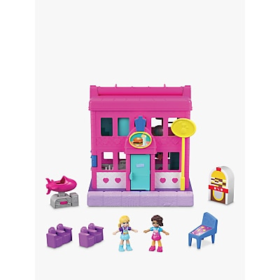 Picture of Polly Pocket Pollyville Peanut Pit Stop