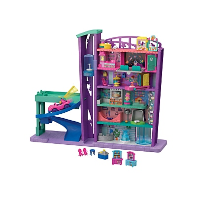 Picture of Polly Pocket Pollyville Mega Mall