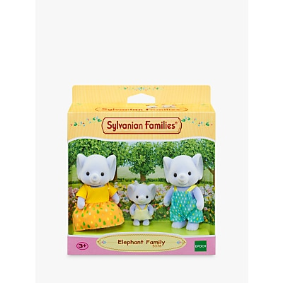 Picture of Sylvanian Families Elephant Family