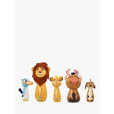 Picture of Disney The Lion King Skittles Wooden Toy