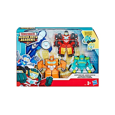Picture of Transformers Rescue Bots Academy, Set of 4