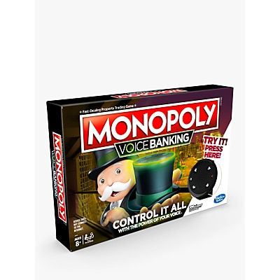 Picture of Monopoly: Voice Banking Edition