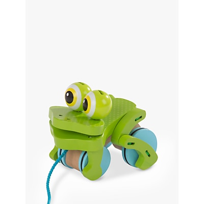 Picture of Melissa & Doug Pull Along Frolicking Frog