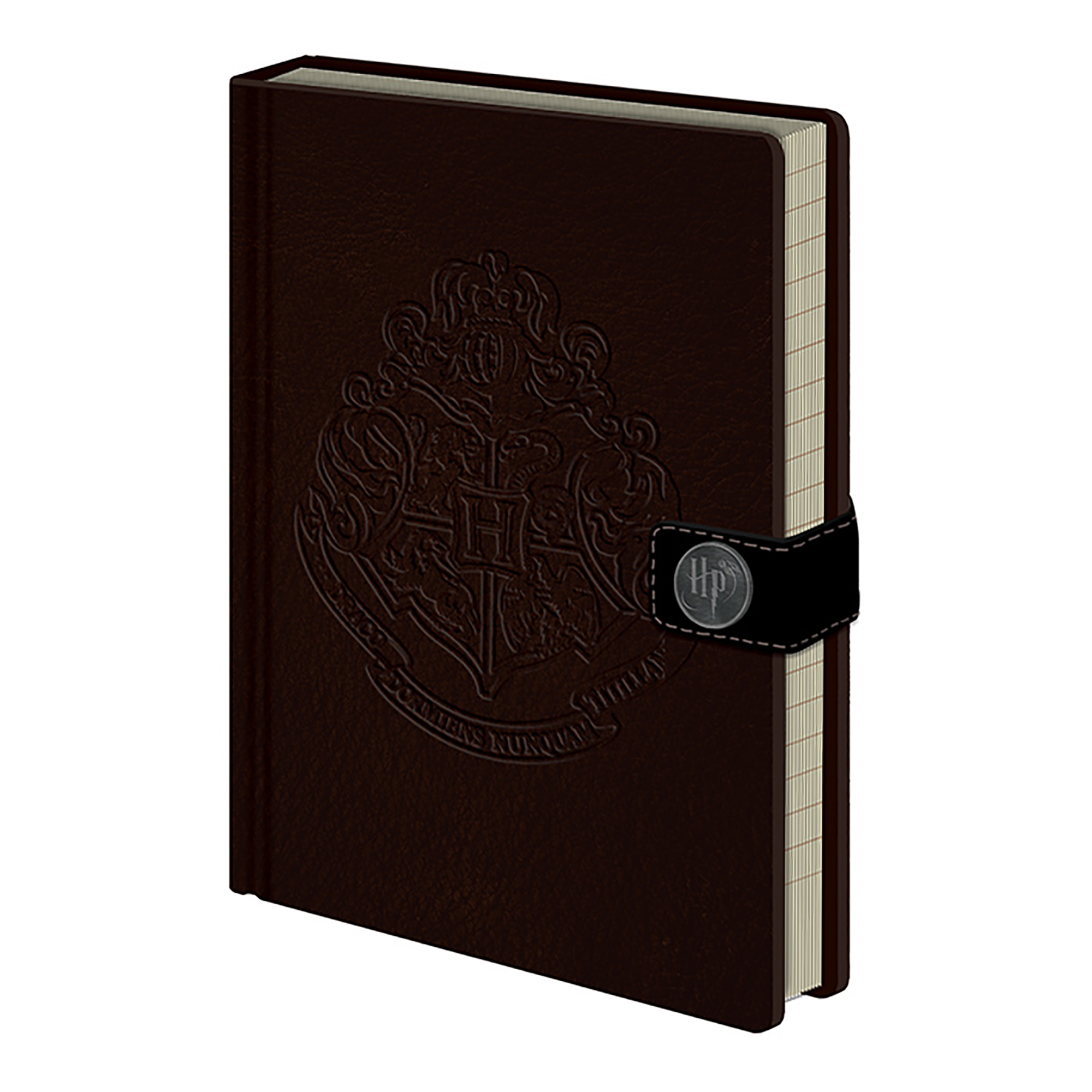 Picture of Harry Potter Hogwarts Crest A5 Notebook