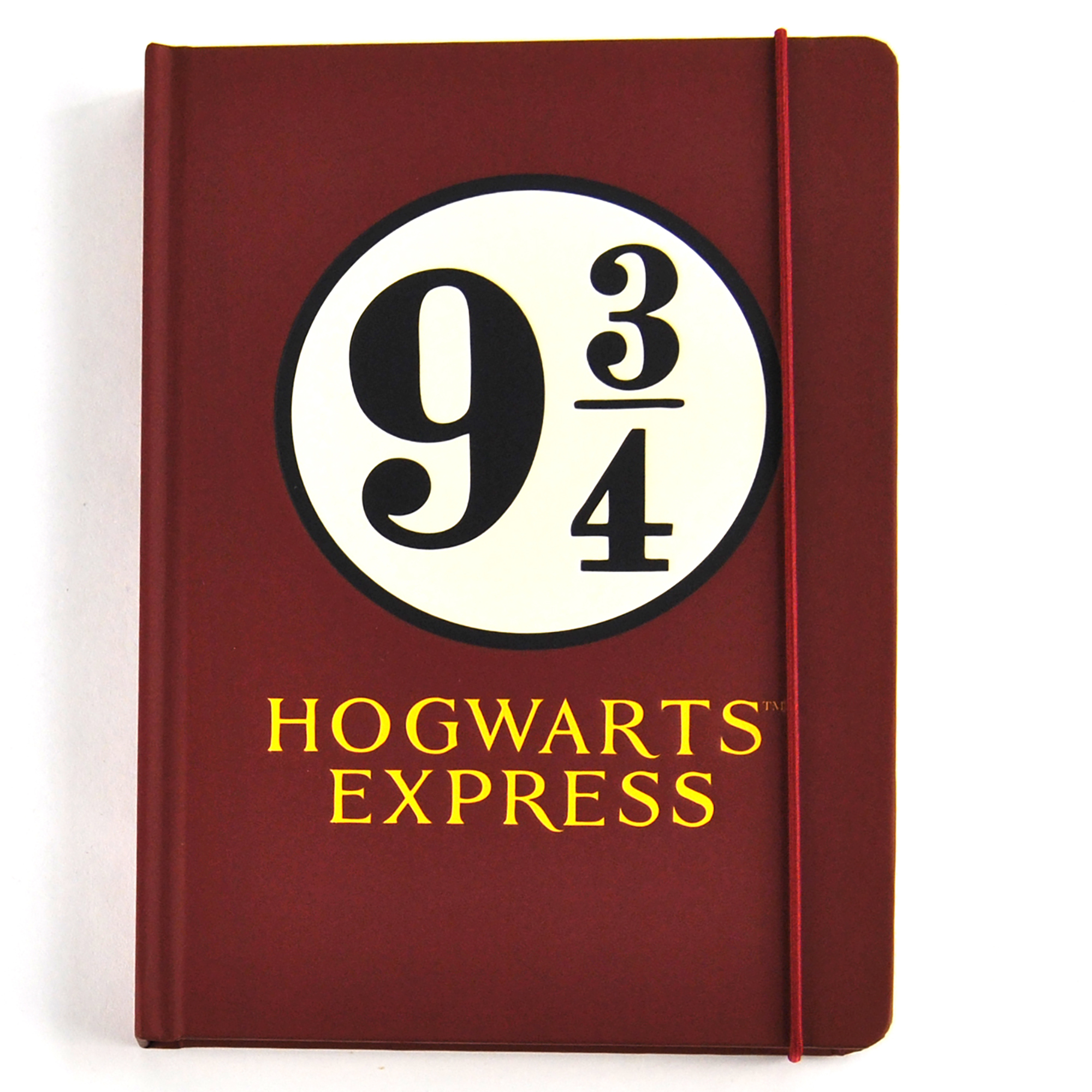 Picture of Harry Potter Platform 9 3/4 A5 Notebook