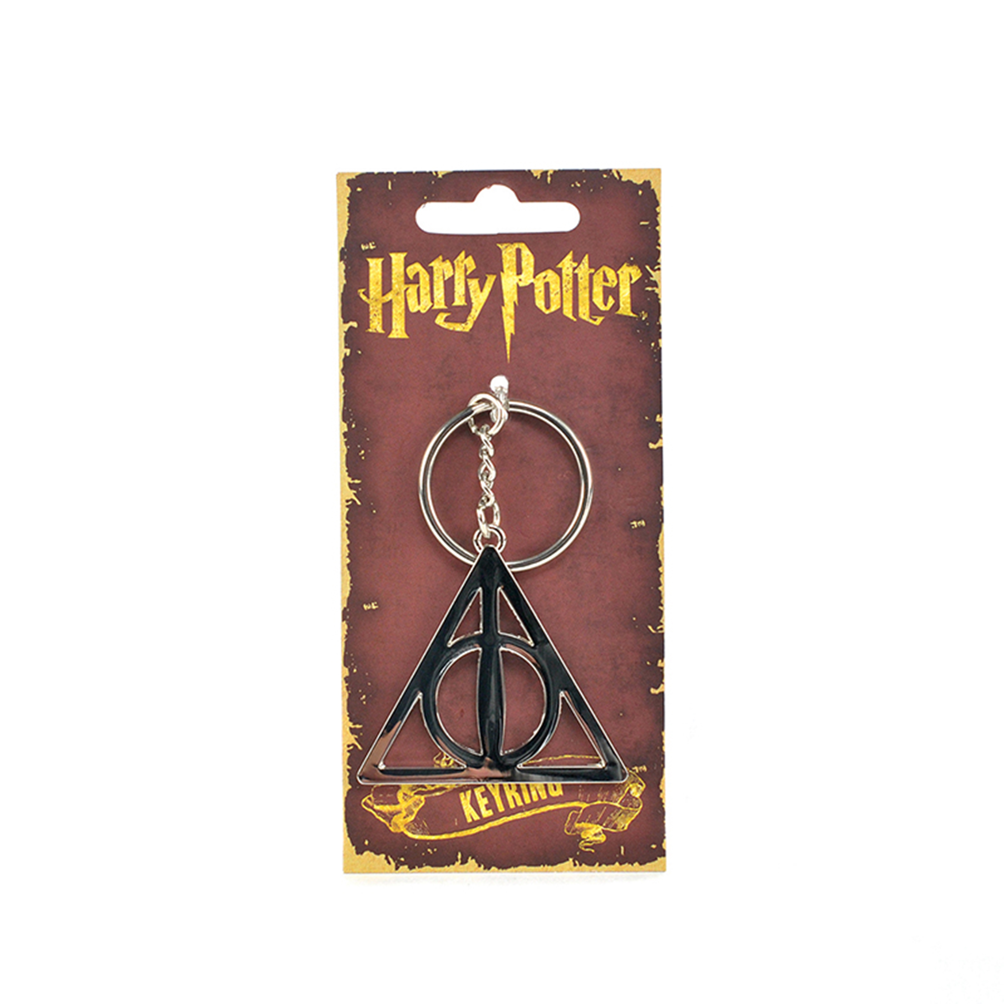 Picture of Harry Potter Deathly Hallows Keyring