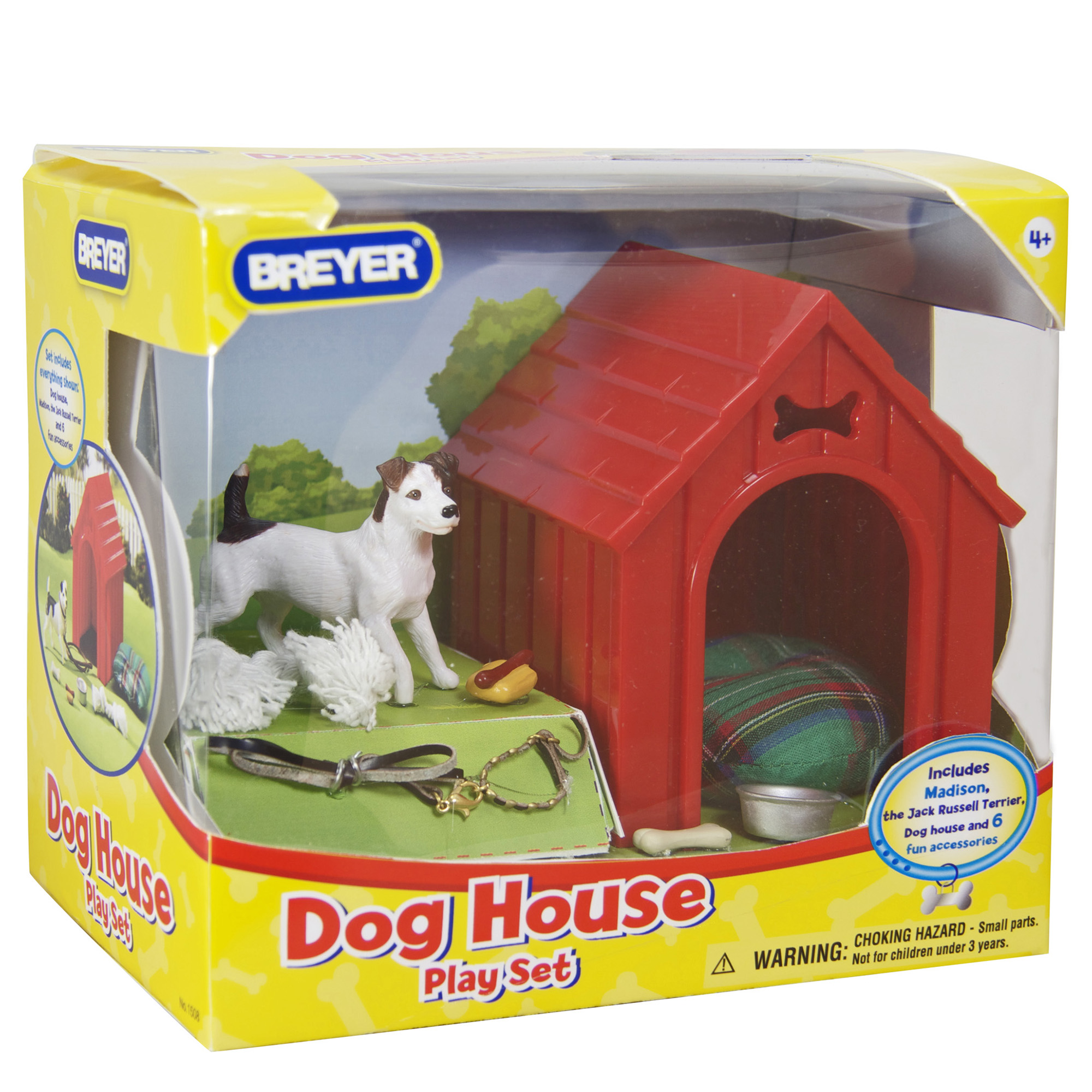 Picture of Breyer Dog House Playset
