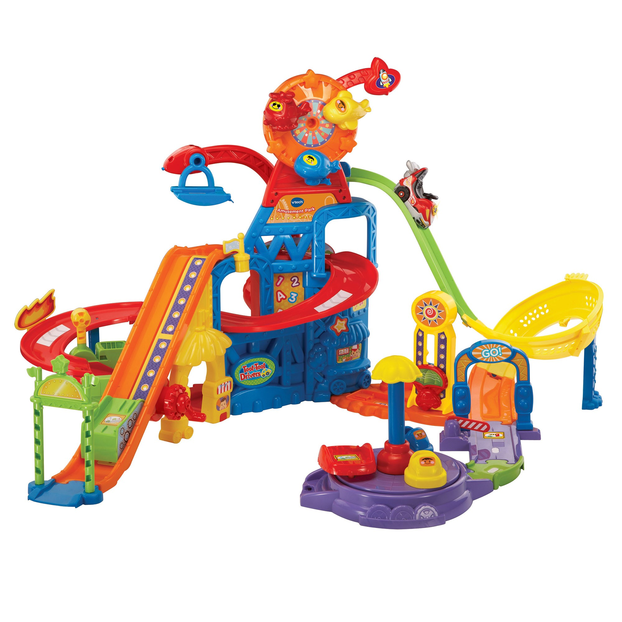 Picture of VTech Toot-Toot Drivers Amusement Park