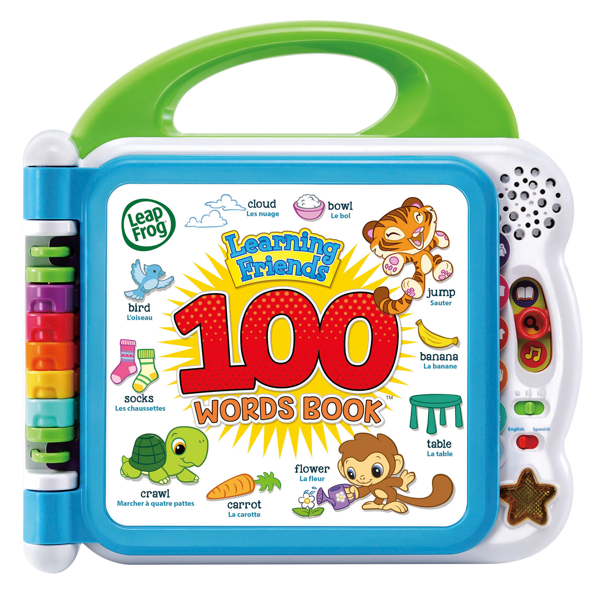 Picture of LeapFrog Learning Friends 100 Words Book